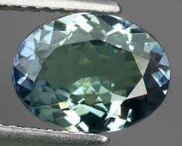 1.85 Cts~Mint Green Tanzanite December Birthstone Natural Oval Wonderful~