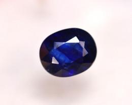 Ceylon Sapphire 6.20Ct Royal Blue Sapphire E0118/A23