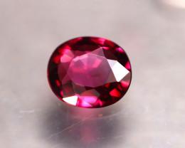 Rhodolite 1.20Ct Natural Purplish Red Rhodolite Garnet E0122/B2