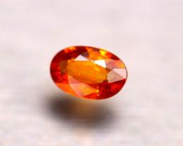 Garnet 1.05Ct Natural Vivid Orange Spessartite Garnet E0125/B34