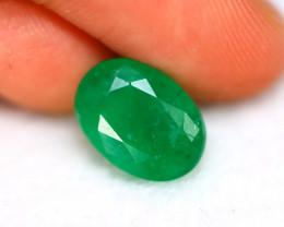 Emerald 3.56Ct Natural Colombia Green Emerald E0133/A38