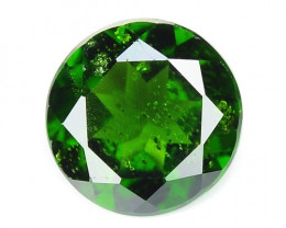 1.42 Cts Natural Green Color Chrome Diopside Loose Gemstone