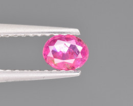 Natural ruby 0.38 Cts Top Quality from Afghanistan