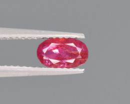 Natural ruby 0.96 Cts Top Quality from Afghanistan