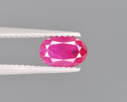 Natural ruby 1.15 Cts Top Quality from Afghanistan