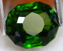 Chrome Diopside 2.29Ct VVS Master Cut Natural Russian Chrome Diopside B2717