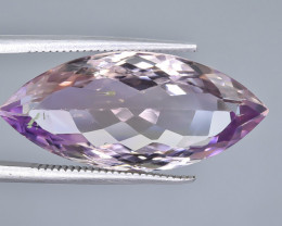 13.69 Crt Natural Ametrine Faceted Gemstone.( AB 55)
