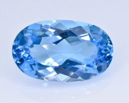 16.76 Crt Natural Topaz Faceted Gemstone.( AB 55)