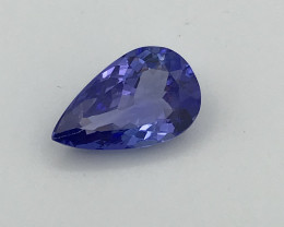 Tanzanite 4.83Ct Natural VVS Violet Blue Tanzanite VJ011