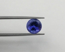 Tanzanite 3.54Ct Natural VVS Violet Blue Tanzanite VJ021
