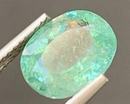 3.44 Carats Natural Color Tourmaline Gemstone