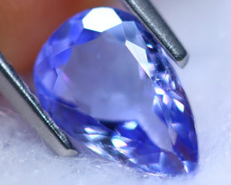 1.55cts Violet Blue D Block Tanzanite / RD1432