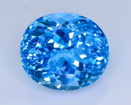30.05 Crt  Topaz Faceted Gemstone (Rk-26)