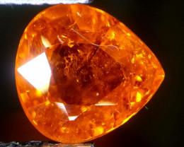 Spessartin, 1.50ct, schöner Stein, traumhafte Farbe!!