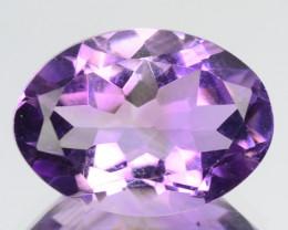 4.96 Cts Amazing Rare Purple Amethyst Loose Gemstone