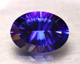 Topaz 14.70Ct Natural IF Tanzanite Color Topaz D0211/A36