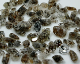135 CT Natural - Unheated Rare Herkamir Quartz Crystal lot