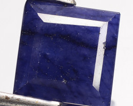 3.95 Cts Rare Natural Fancy Blue Sapphire Loose Gemstone