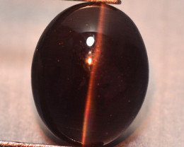 2.62 Carat Very Rare Sillimanite Cats Eye Gemstone