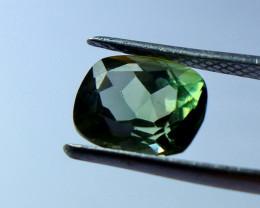 1.60 CT Natural - Unheated Green Tourmaline Gemstone