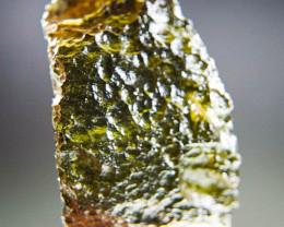 Glossy Real Moldavite