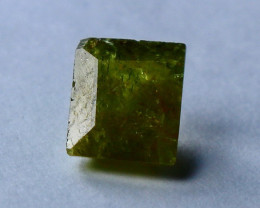 1.70  CT Natural  Green Garnet Gemstone