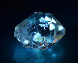 Rare Petroleum Quartz with Moving Bubble 2.68 Cts