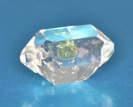 Rare Petroleum Quartz with Moving Bubble 3.36 Cts