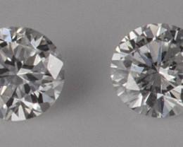 1.25 mm Diamond VS2/F-G 0.02 ct Real description