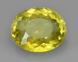 12.75 CTS INVESTMENT GEM - VIP APATITE - NICE YELLOW EXCLUSIVE BRAZIL~