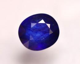Ceylon Sapphire 5.40Ct Royal Blue Sapphire E0328/A23