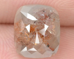 1.96 Cts Untreated Fancy Brown  Color Natural Loose Diamond