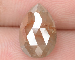 1.38 Cts Untreated Fancy Brown Color Natural Loose Diamond
