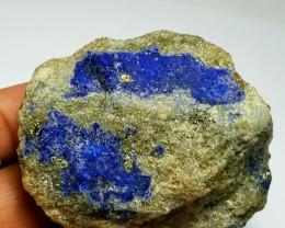 Amazing Natural color Damage free Lapis Lazuli Specimen 505Cts-A