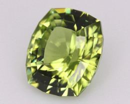 2.68CT~NATURAL PERIDOT~PRECISION CUT