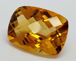 6.15Crt Madeira Citrine Natural Gemstones JI7