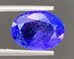 4.90 Carats Tanzanite Gemstone