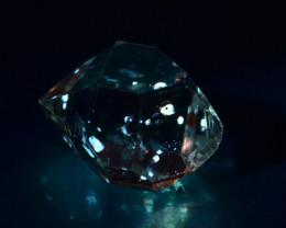 Rare Petroleum Quartz with Moving Bubble 2.91 Cts