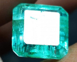 Amazing Natural Intense Green Emerald Top Luster