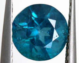 1.75 CTS  GREEN TOPAZ FACETED GEMSTONE  CG-2926