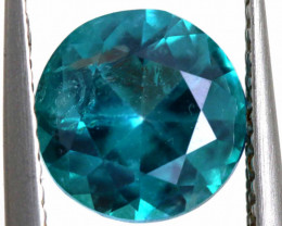 2.10 CTS  GREEN TOPAZ FACETED GEMSTONE  CG-2933
