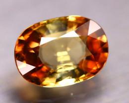 Tourmaline 6.07Ct Natural Orangey Brown  Color Tourmaline D0407/B30
