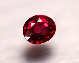 Rhodolite 1.90Ct Natural Red Rhodolite Garnet D0419/A5