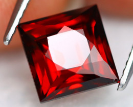 Almandine 3.25Ct VS Precision MasterCut Natural Red Almandine Garnet B0103