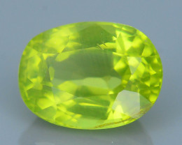 Green Enstatite 1.19 ct Absolute Rarity Collector's SKU.7