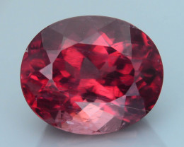 Rare Red Apatite 3.48 ct Amazing Luster SKU.12