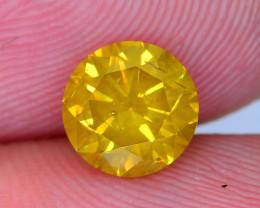AAA Grade 1.08 ct Yellow Diamond SKU-24