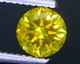 AAA Grade 1.07 ct Yellow Diamond SKU-24