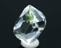 Rare 8.86 ct Natural Fluorescent Petroleum Quartz SKU.1