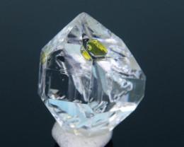 Rare 9.62 ct Natural Fluorescent Petroleum Quartz SKU.1